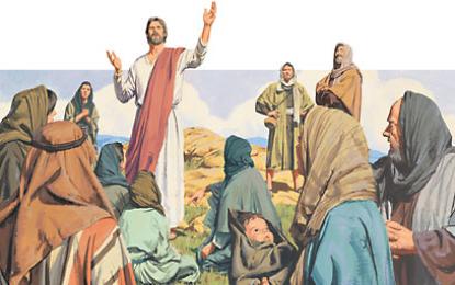 Jesús predica la conversión