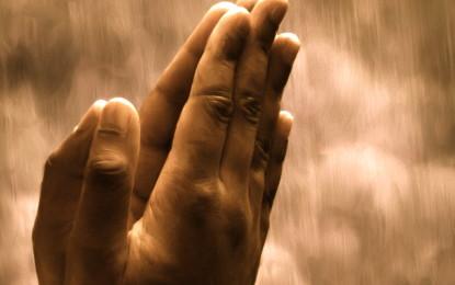 La oración de ofrecimiento