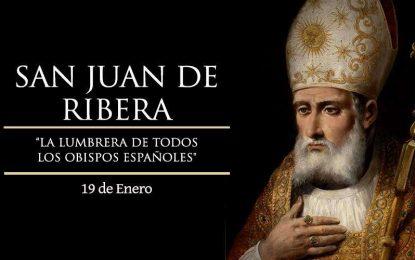 San Juan de Ribera, Arzobispo de Valencia