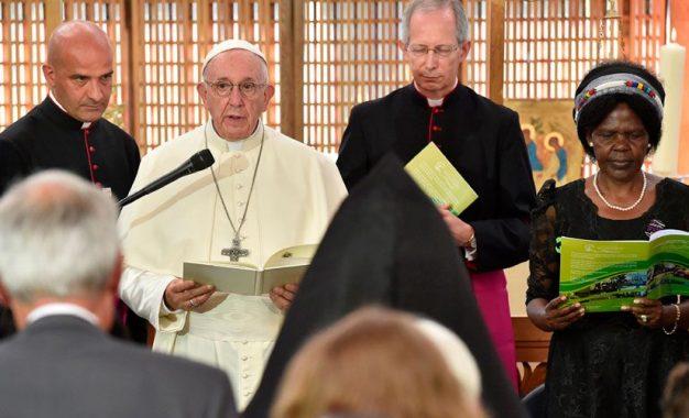 Papa Francisco: La división entre cristianos contradice la voluntad del Señor