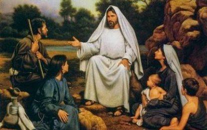 Medita lo que Dios te dice en el Evangelio