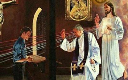 El secreto de confesión