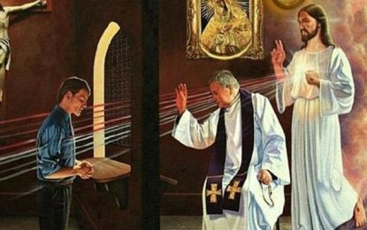 ¿Por qué confesarme si vuelvo a cometer los mismos pecados?