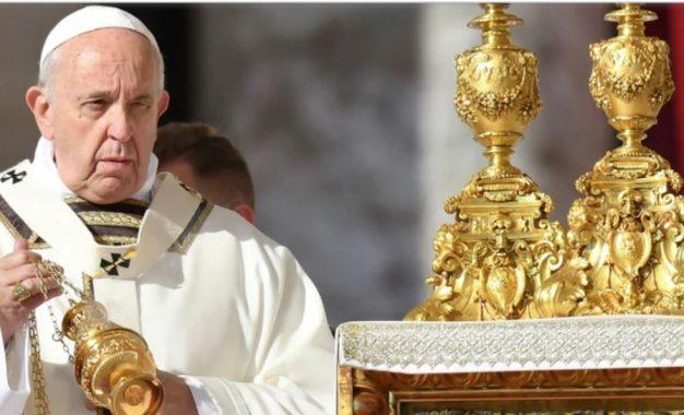El papa Francisco declaró preocupación por la crisis en Ecuador y pidió paz social